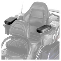 Show Chrome Accessories Armrest Set