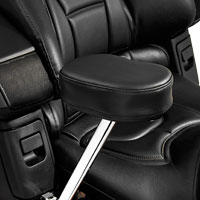 Show Chrome Accessories Passenger Armrests