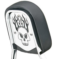 Skull Insert for Cobra Short and Mini Backrest