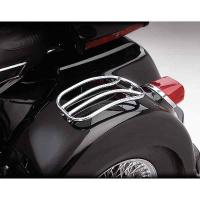 Show Chrome Accessories Curved Fender Racks