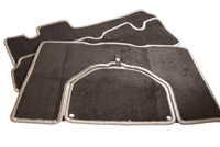 Add On Saddlebag Carpet Set for GL1800 Gold Wing