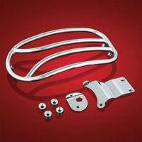 Show Chrome Accessories Solo Rack for VT750 Aero