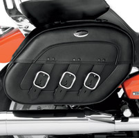 Saddlemen S4 Rigid-Mount Quick-Disconnect Drifter Saddlebag