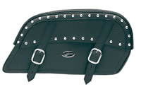 Saddlemen Slanted Desperado Saddlebags, Extra Jumbo