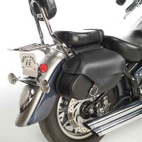 Willie & Max Revolution Series Standard Small Throwover Saddlebags