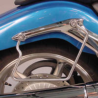 MC Enterprises Saddlebag Rails