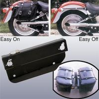 Easy Brackets Saddlebag Mounting System Yamaha V-Star 1100