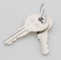 National Cycle CruiseLiner Replacement Key
