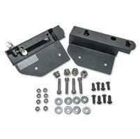 Easy Brackets Saddlebag Mounting System for Honda VT750 Aero