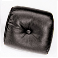 Mustang Regal 12″ x 9″ Pad for Cobra Standard Sissy Bar
