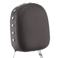 Cobra Studded Sissy Bar Pad for Standard Sissy Bars