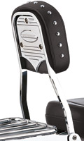 Fluted Insert for Cobra Tall Backrest with engraved Cobra logo