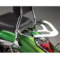 Show Chrome Accessories Sissy Bar Luggage