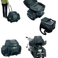 Kuryakyn GranTailgater Bag