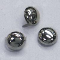 Mustang Chrome Studs 20 pack
