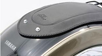 Mustang Plain Fender Bib for Yamaha  Roadliner/Stratoliner