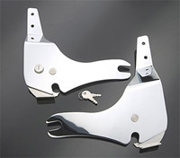 National Cycle Paladin QuickSet Mounting System for Road Star 1600/1700 and Royal Star