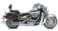 Samson Legend Series Cannons Exhaust System