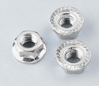 Motion Pro 8mm ISO Metric Flanged Nut