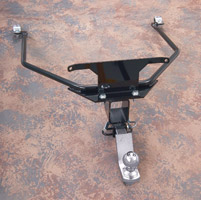 Show Chrome Accessories Receiver Hitch for GL1800