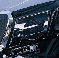 Show Chrome Accessories Accent Pieces for Honda