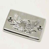 Show Chrome Accessories Master Cylinder Cover