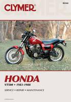 Clymer Honda Motorcycle Repair Manual