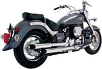 Vance & Hines Cruzers Exhaust System
