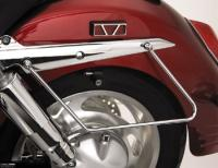 Show Chrome Accessories Saddlebag Supports