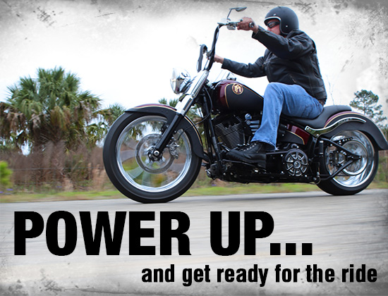 Power up with top performance parts & accessories!