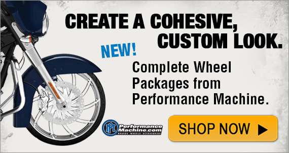 New Performance Machine Wheel Packages