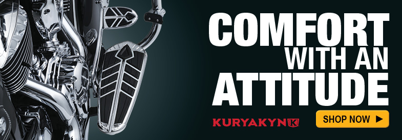 Shop Kuryakyn Foot Controls