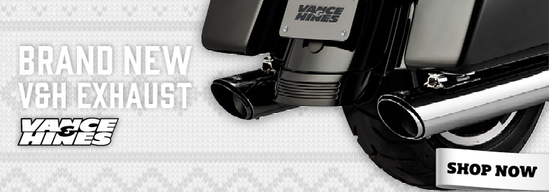 Shop New Vance and Hines Exhaust