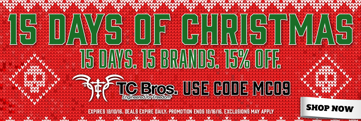 Shop The 15 Days of Christmas