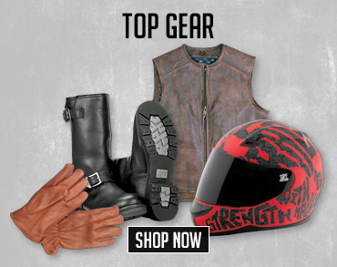 Top Brand Gear! Shop Now.