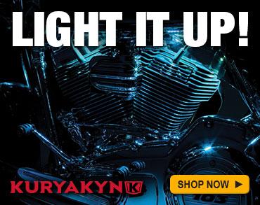 Shop Kuryakyn Light Kit
