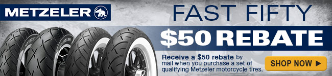 Click here to view the Metzeler rebate