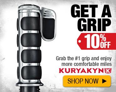 Shop Kuryakyn Grips