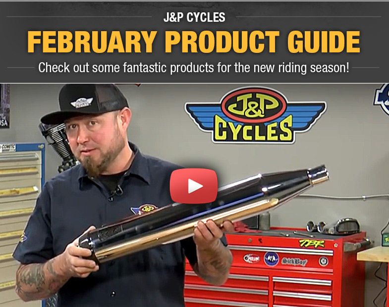 Shop the February Product Guide