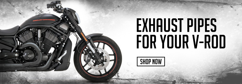 Shop Harley-Davidson VRSC Exhaust!