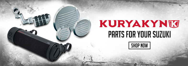 Shop Kuryakyn Suzuki Parts!
