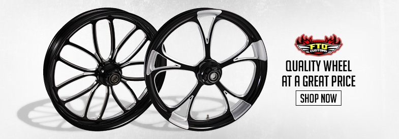 Shop FTD Customs Wheels