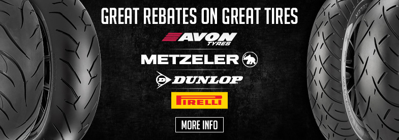 Tire Rebates. Shop Now.
