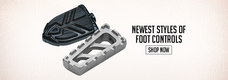Shop NEW Foot Controls