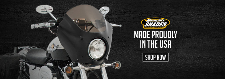 Shop Memphis Shades Windshields & Fairings