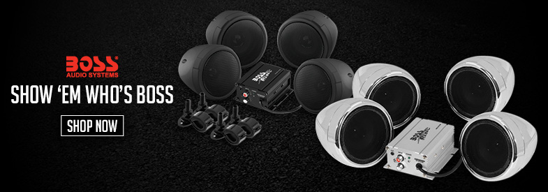 Shop Boss Audio Systems Parts