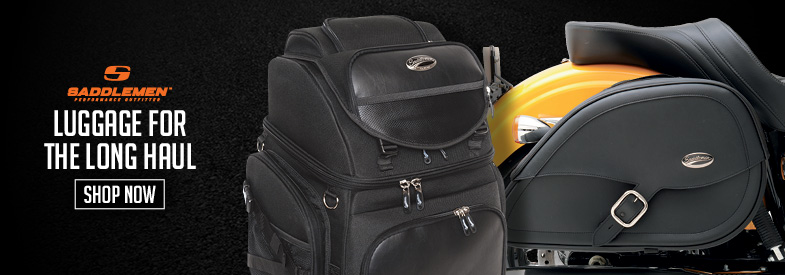 Shop Saddlemen Luggage