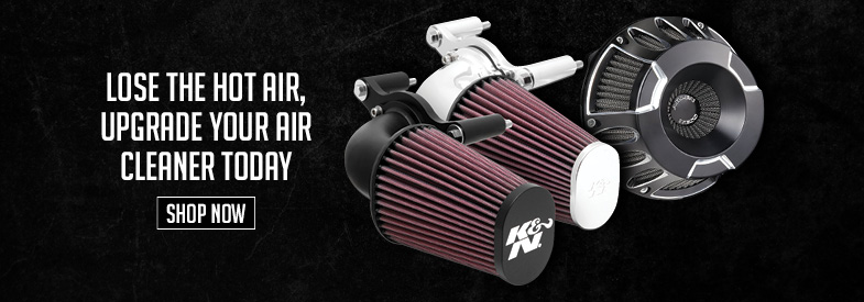 Shop Motorcycle Air Cleaner Kits