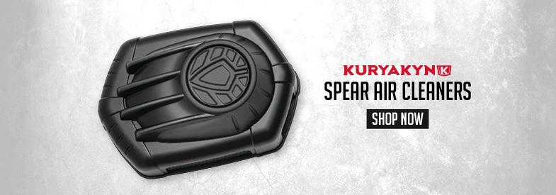 Shop Kuryakyn Indian Motorcycle Air Cleaner Kits