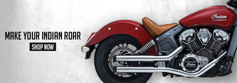 Shop Indian Motorcycle Exhaust Pipes